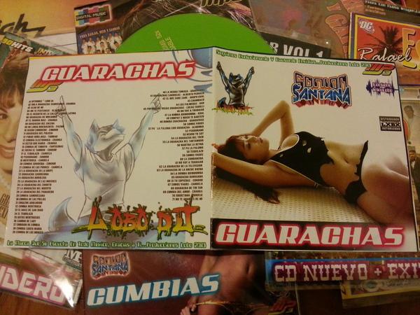 Sonido Santana - Guarachas - Lobo DJ
