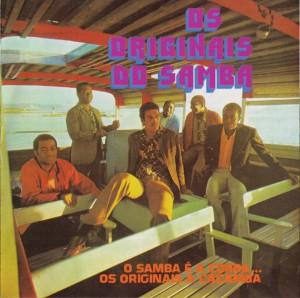 O Samba E¦ü A Corda...Os Originais A Cacamba [1972 RCA] A