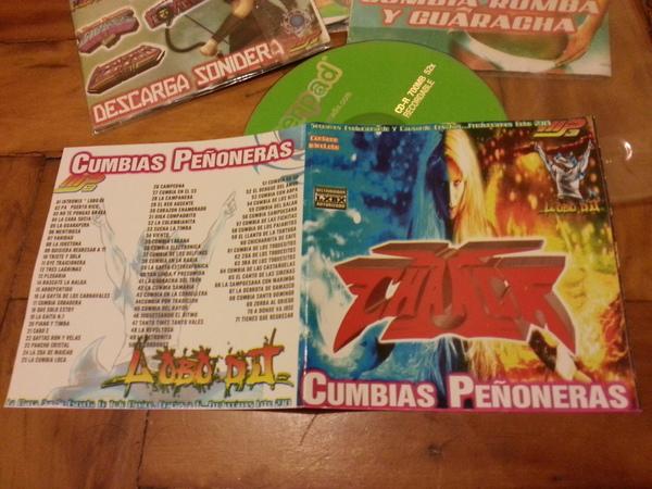 Changa - Cumbias Peñoneras - Lobo DJ