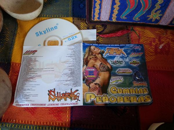 Cumbias Peñoneras - Shark DJ