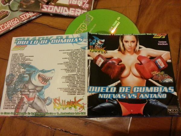 Duelo de Cumbias - Nuevas Vs Antaño - Shark DJ