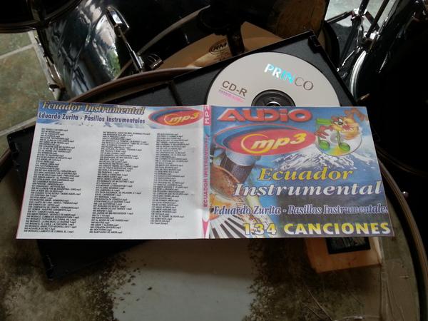 Ecuador instrumental - Eduardo Zurita - Pasillos Instrumentales 134 canciones