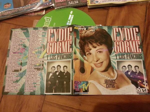 Eydie Gorme y Los Panchos - Grandes Exitos