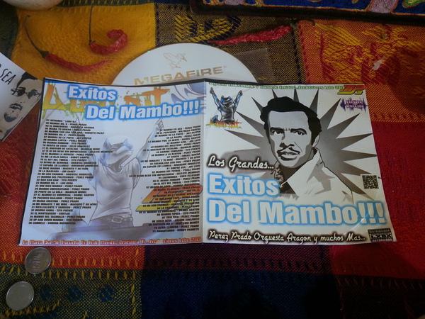 Los Grandes Exitos del Mambo - Lobo DJ