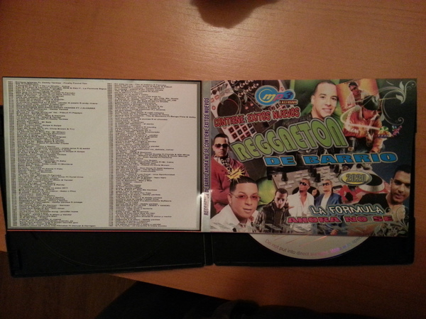 Reggaeton de Barrio 2020